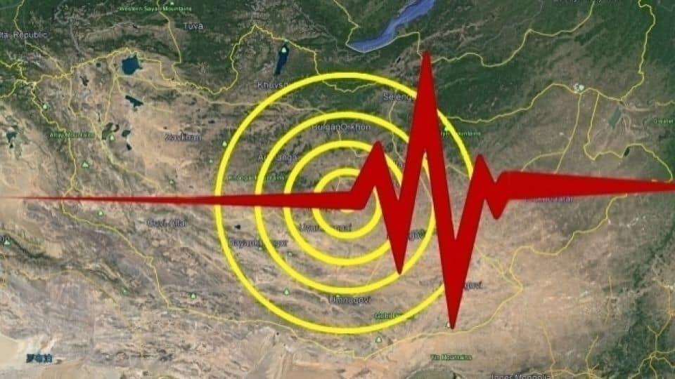 Жаргалант сумын нутагт 5,0 магнитудын хүчтэй газар хөдөлж, Улаанбаатарт чичирхийлэл мэдрэгдэв