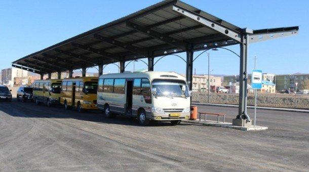 """Төв аймгийн хот хоорондын зорчигч тээвэр """"Драгон"""" авто вокзалаас явдаг боллоо"""
