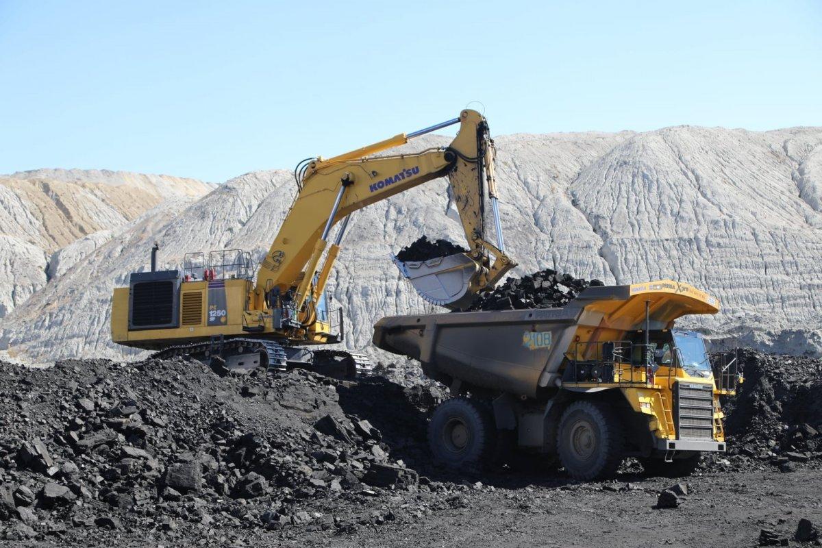 Багануурын уурхай өнөөдрийн байдлаар 344.7 мянган тонн бэлэн нүүрсний НӨӨЦТЭЙ байна