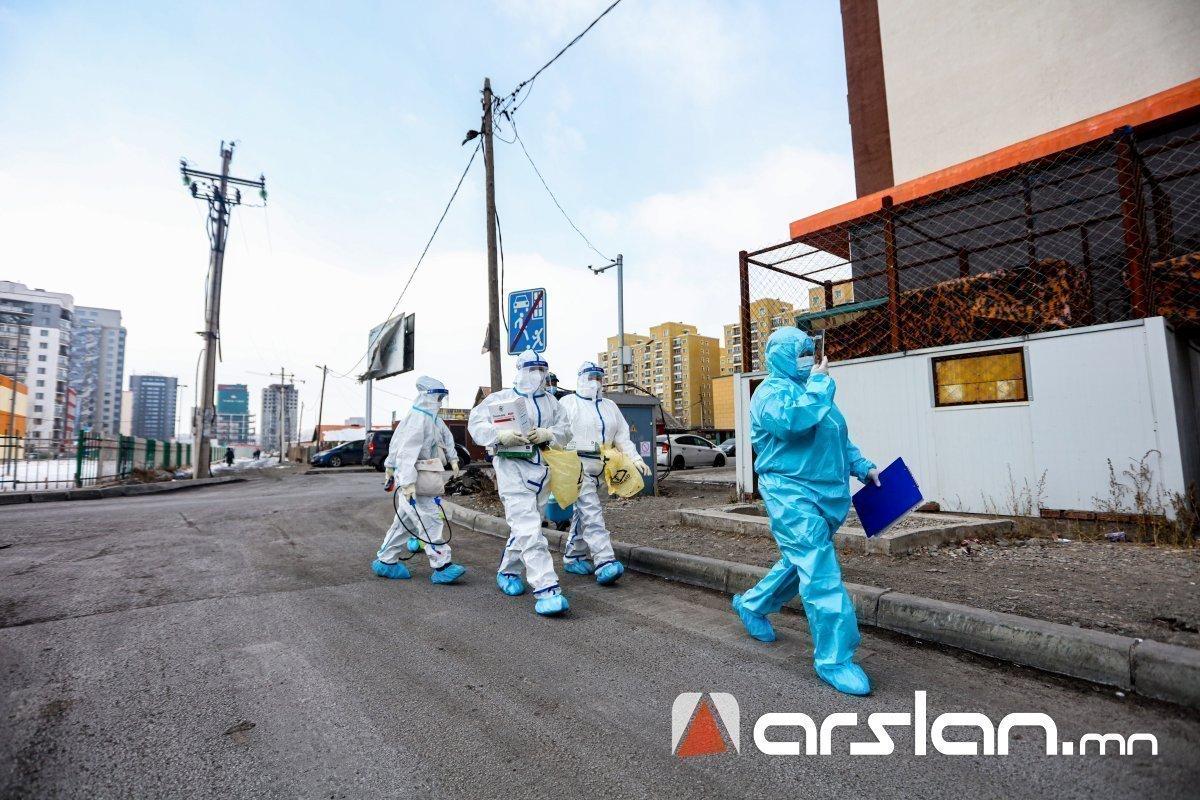 ЭМЯ: Монгол Улсад нэг өдрийн дотор бүртгэгдсэн хамгийн өндөр тохиолдол бүртгэгдлээ