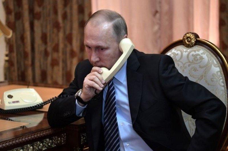 В.Путин Испанийн хаантай утсаар ярьжээ