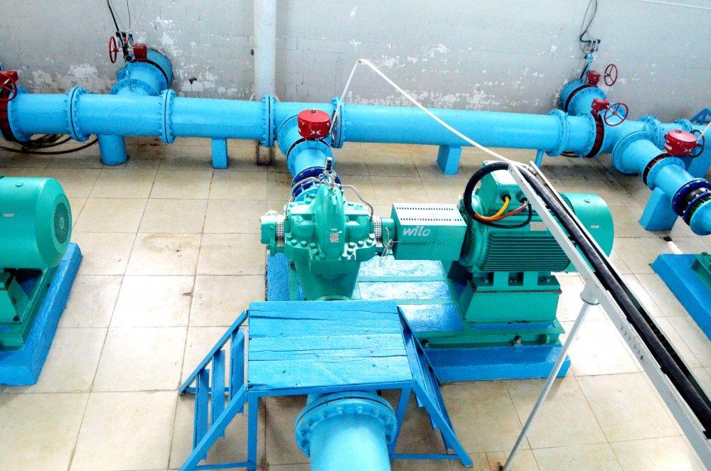 2wtsq9amub Нийслэлийн иргэд ундны усны найдвартай эх үүсвэрээр хангагдана