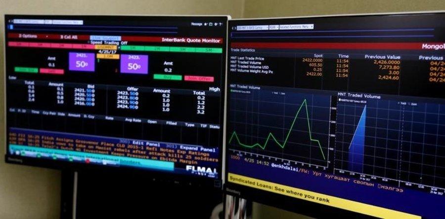 МОНГОЛБАНК: Банк хоорондын арилжааны идэвхи 2.3 дахин өсөв