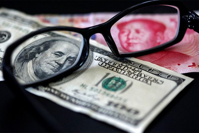 Доллартай харьцах юанийн ханш чангарлаа