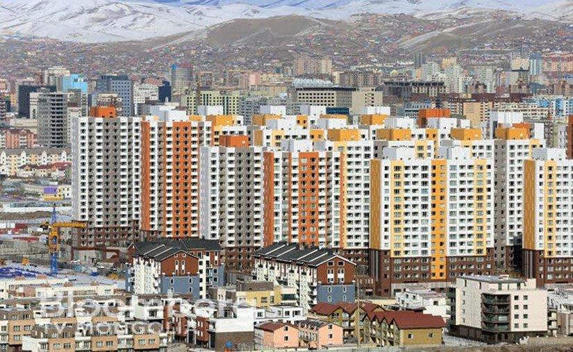 Шинэ орон сууцны үнэ нэг ам метр нь 2 сая 157 мянган төгрөг байна