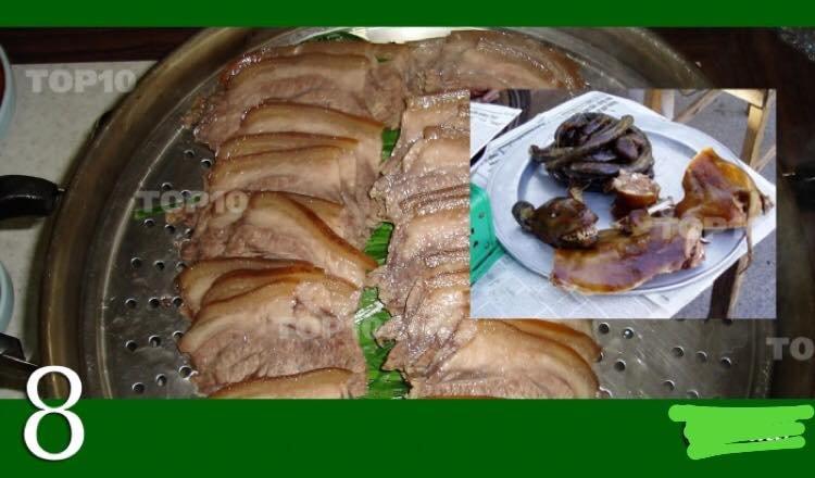 Дэлхийн орнуудын хачирхалтай 10 зоог Arslan.mn