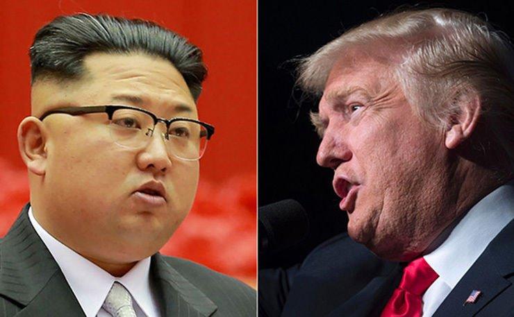 "Трамп, Ким хоёр ""Оны хүн""-ий төлөө өрсөлдөж байна"